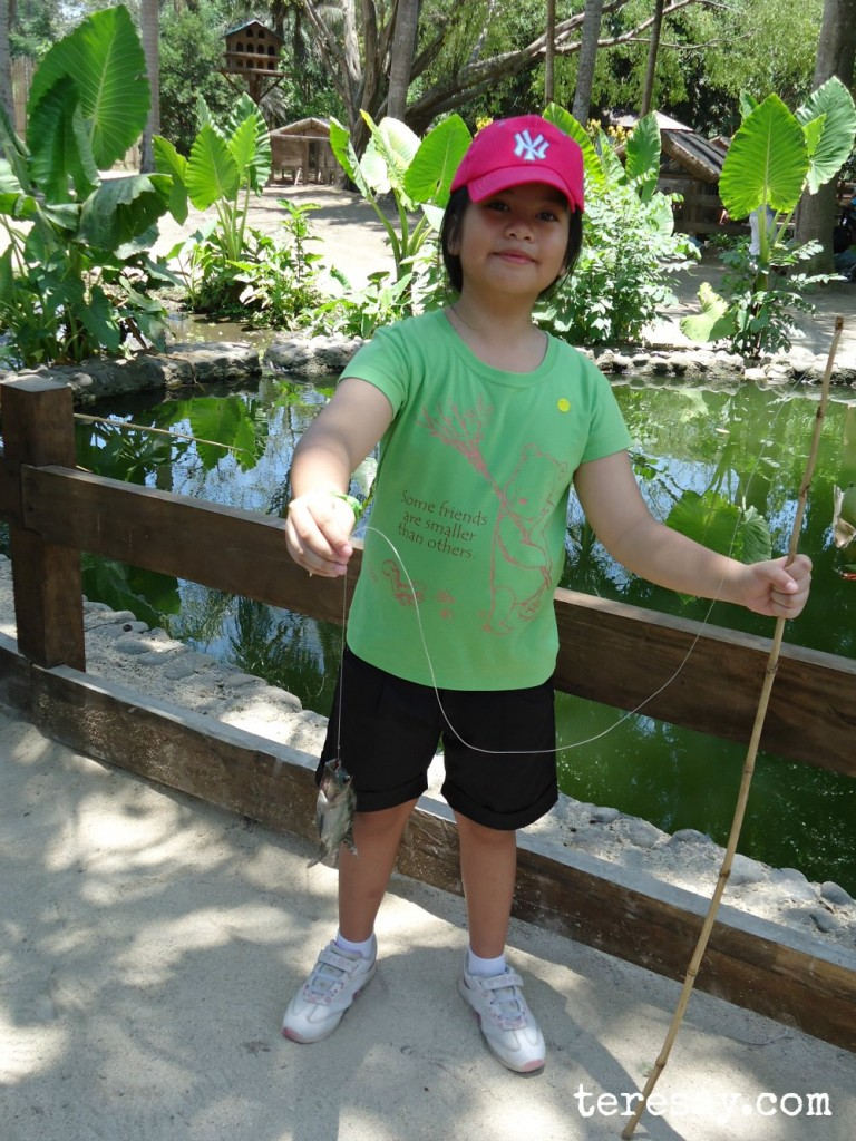 holy carabao fishing