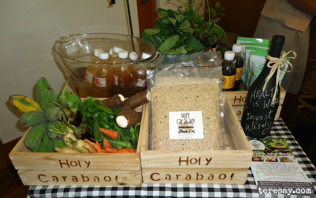 holy carabao products