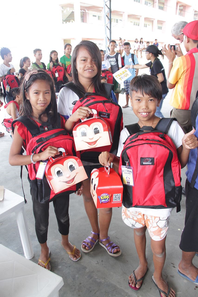 Bags x Kids