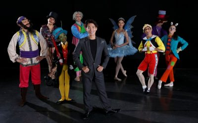 Pinocchio: Ballet Manila's Holiday Offering