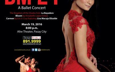 BM 21: Ballet Manila Transitions to 21st Season
