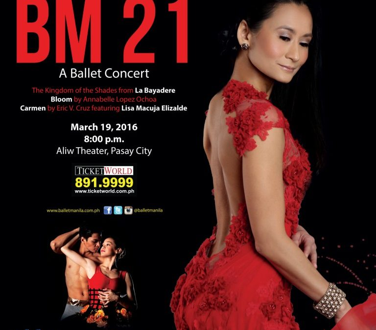 BM 21: Ballet Manila Transitions to 21st Season