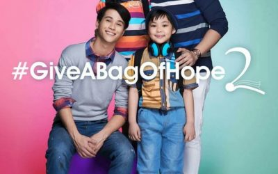 Convergys PH Launches Give a Bag of Hope 2