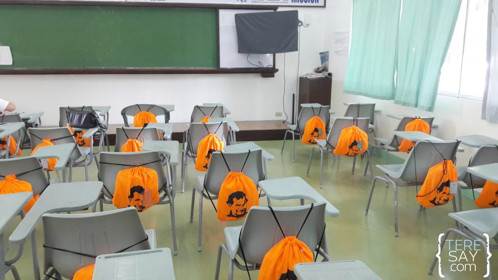 Disaster Preparedness at School with the GO Bag