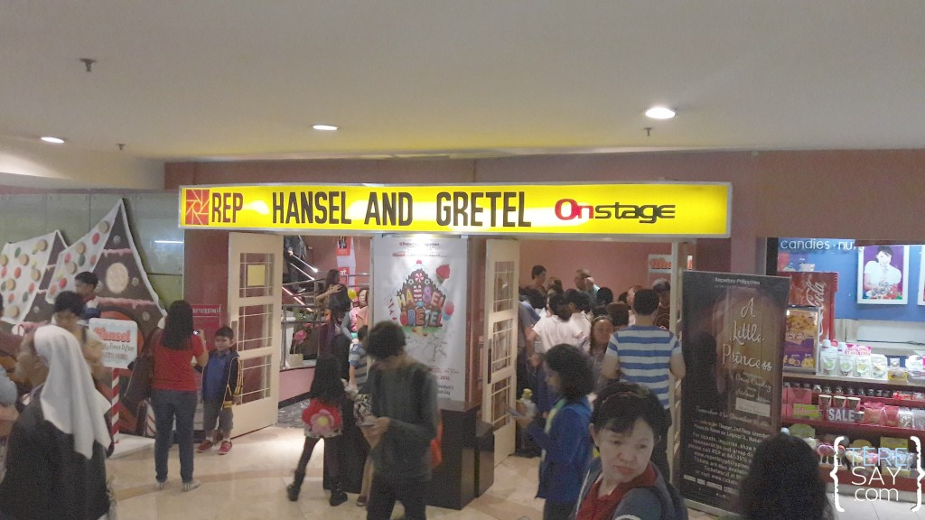 hansel and gretel repertory