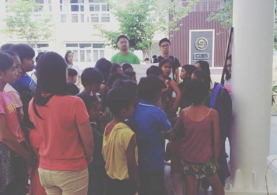 Immersion Outreach Program: Real Social Involvement