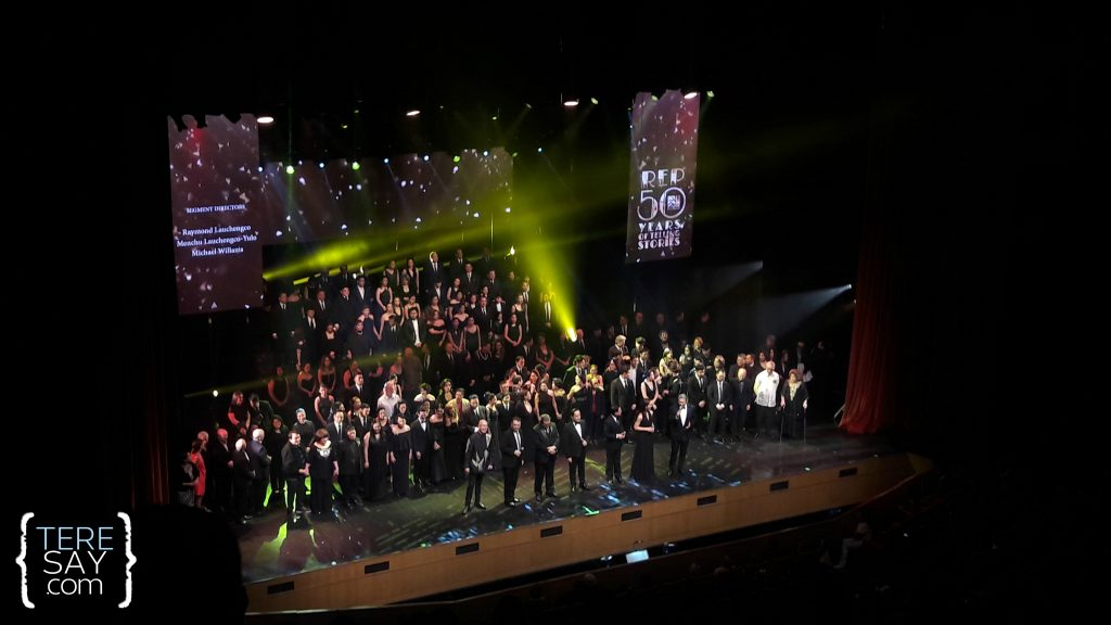 50 Years of Repertory Philippines: A Musical Gala