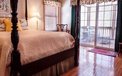 How To Overhaul Your Bedroom For A Good Night's Sleep